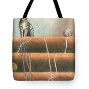 Yarn...what Yarn  Tote Bag
