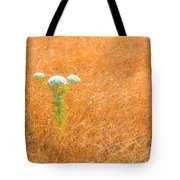 Yarrow Afloat Tote Bag