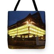 Yasaka Shrine Tote Bag