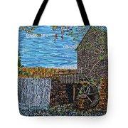 Yates Mill Tote Bag