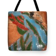 Yawn And Stretch - Tile Tote Bag