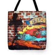 Ybor City Tote Bag
