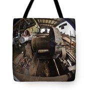 Ye Olde Logging Camp Tote Bag