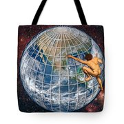 Yearning To Breathe Free Tote Bag