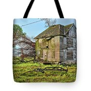 Years In The Making Tote Bag