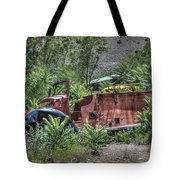 Years Of Public Service Tote Bag