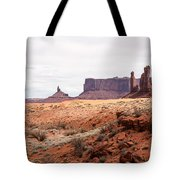 Yei Bi Chei And Totem Pole Formation Tote Bag