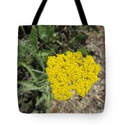 Yellow Bloom Tote Bag