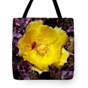Yellow Blossom  Tote Bag