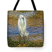 Yellow Boots Tote Bag