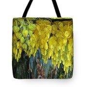 Yellow Buds Tote Bag