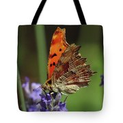 Yellow Butterfly No.2 Tote Bag