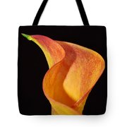Yellow Calla Lily Flower 53 Tote Bag