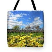 Yellow Carpet Tote Bag