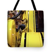 Yellow Classic Tote Bag