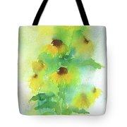 Yellow Coneflowers  Tote Bag