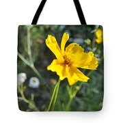Yellow Cup Tote Bag
