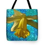 Yellow Daffodil 3 Tote Bag