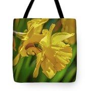 Yellow Daffodil May 2016. Tote Bag