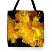 Yellow Daffodils 4 Tote Bag