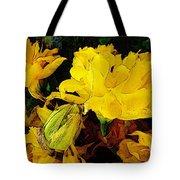 Yellow Daffodils 6 Tote Bag