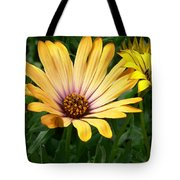 Yellow  Days Tote Bag