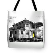 Yellow Door Tote Bag