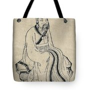Yellow Emperor, Legendary Chinese Tote Bag