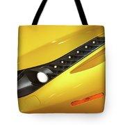 Yellow Ferrari 2013 Tote Bag