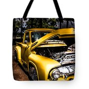 Yellow Fever  Tote Bag by Kim Loftis