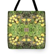 Yellow Flower Photo 1492 Composite Tote Bag