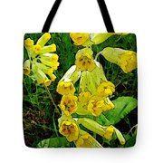 Yellow Flowers 2 Tote Bag