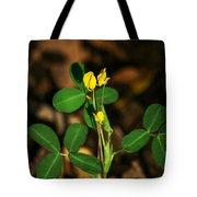 Yellow Flowers II Tote Bag