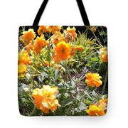 Yellow Flowers In May Tote Bag