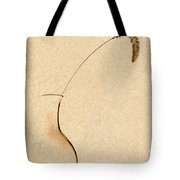 Yellow Foxtail Still Life Tote Bag