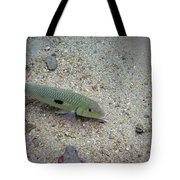 Yellow Goatfish Tote Bag
