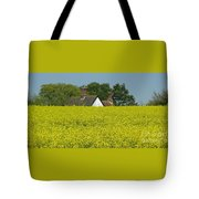 Yellow Gold Tote Bag