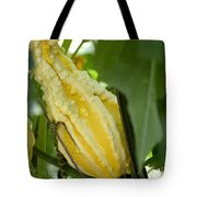 Yellow Gord Tote Bag