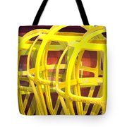 Yellow Guard Tote Bag