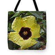 Yellow Hibiscus F134 Tote Bag
