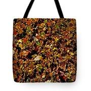 Yellow Leaves. Tote Bag