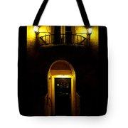 Yellow Light Tote Bag