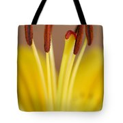 Yellow Lily Reach 1 Tote Bag