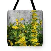 Yellow Loosestrife Tote Bag