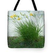 Yellow Love  Photography By Connie J Lee Tote Bag
