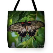 Yellow Mormon Tote Bag