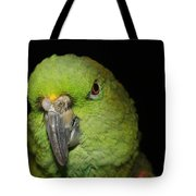 Yellow-naped Amazon Parrot Tote Bag