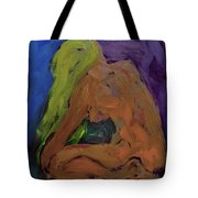 Yellow One Tote Bag
