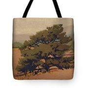 Yellow Pine Tote Bag