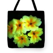 Yellow Primrose 5-25-09 Tote Bag